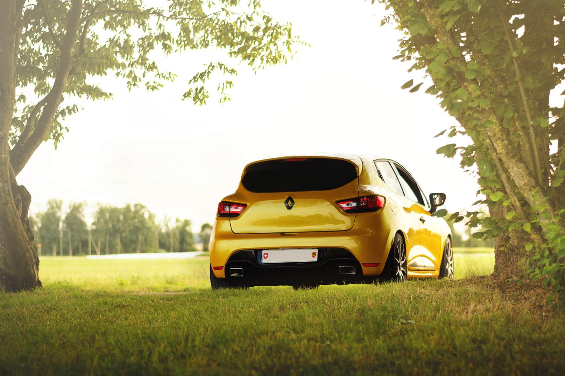 Renault Clio 4 RS 200T