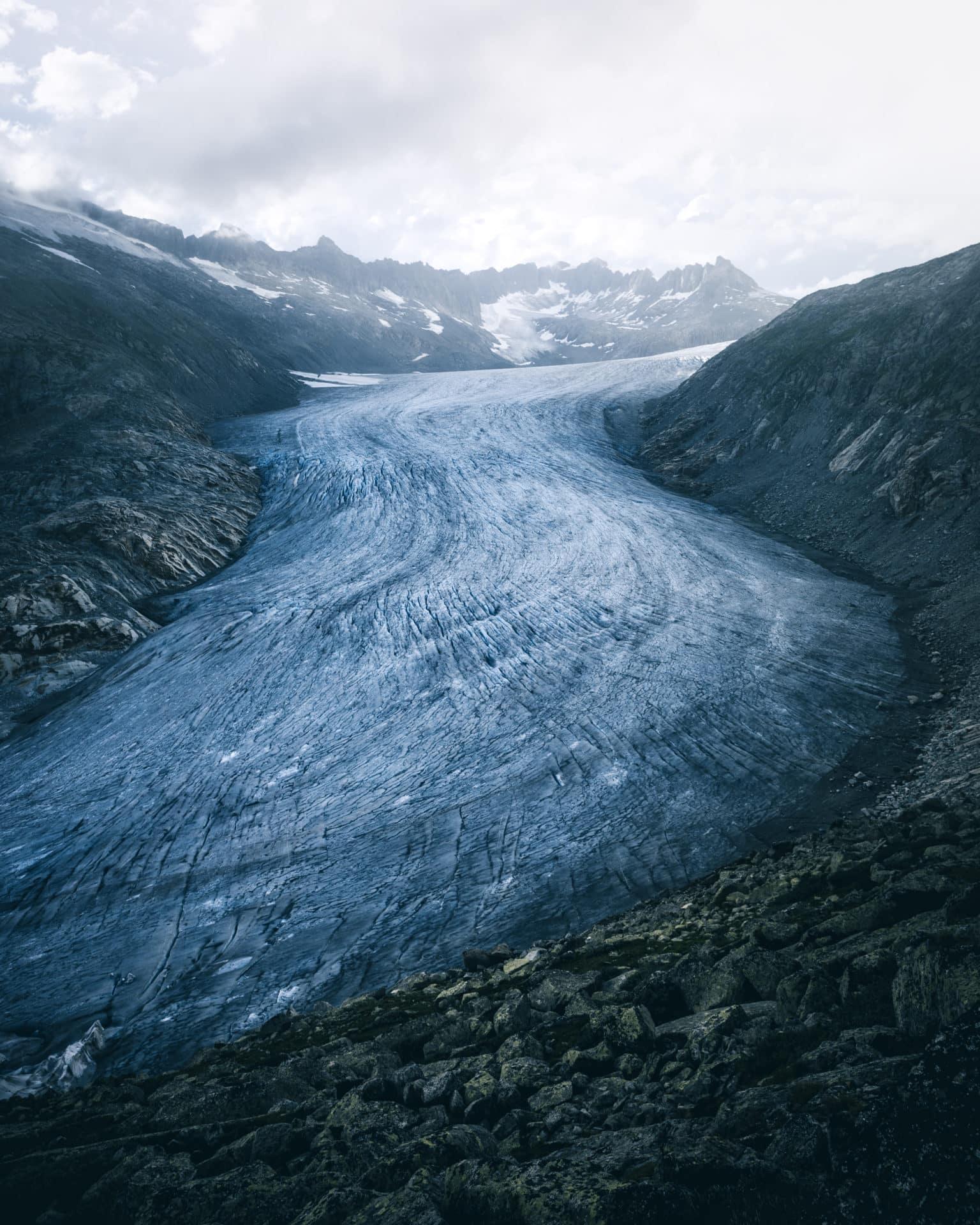 Rhonegletscher Furkapass