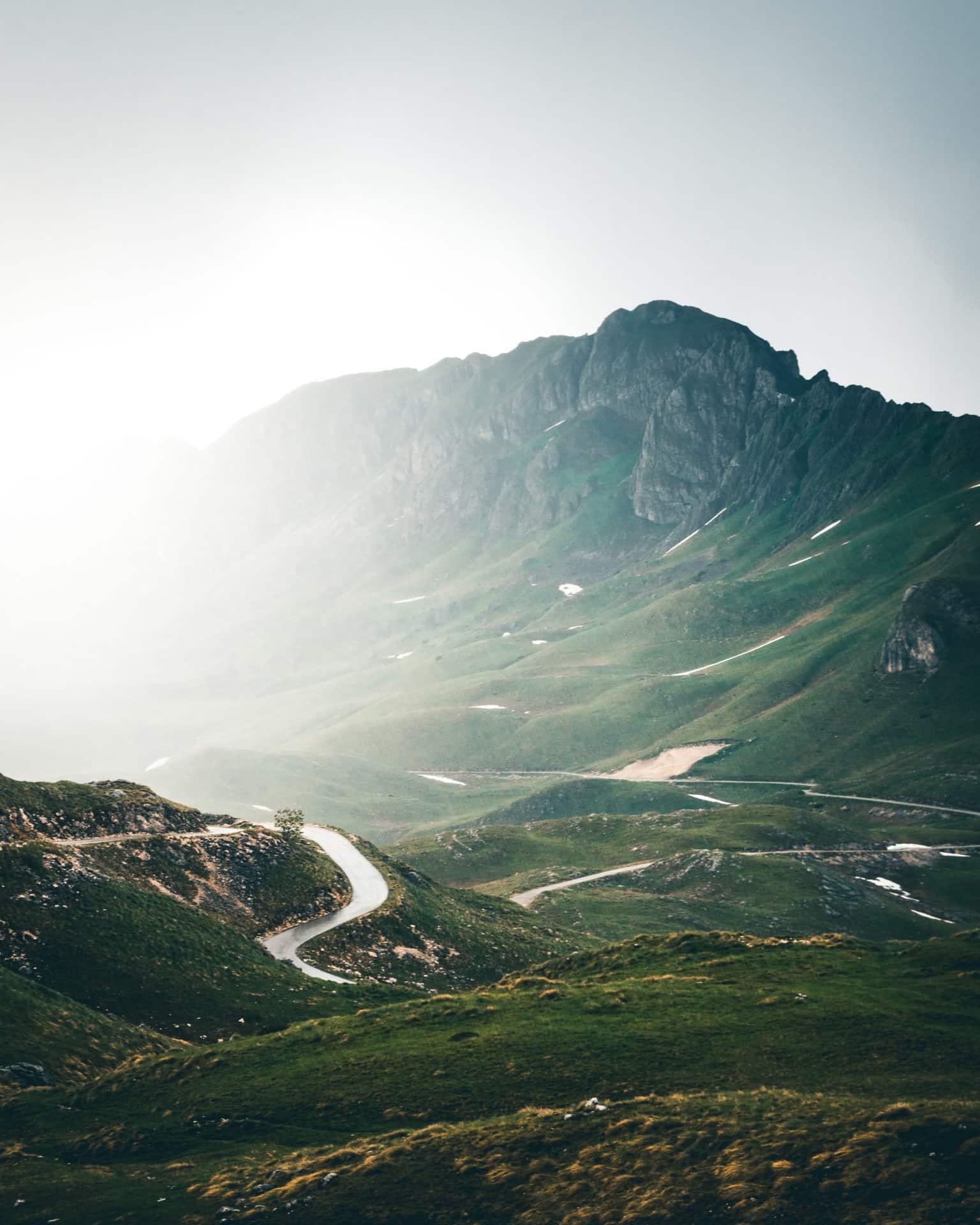 Nationalpark Durmitor Montenegro