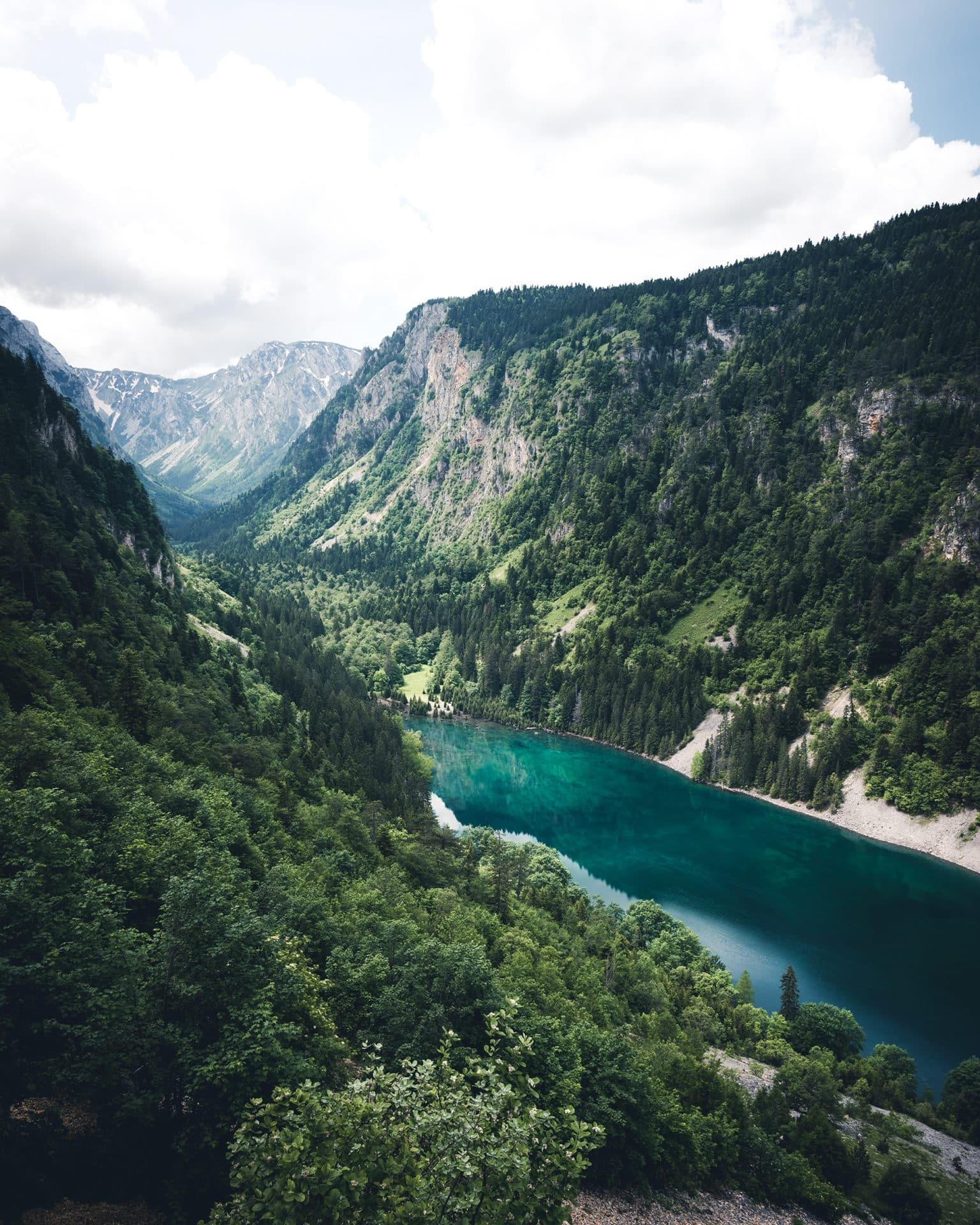 Susicko Jezero Montenegro Durmitor