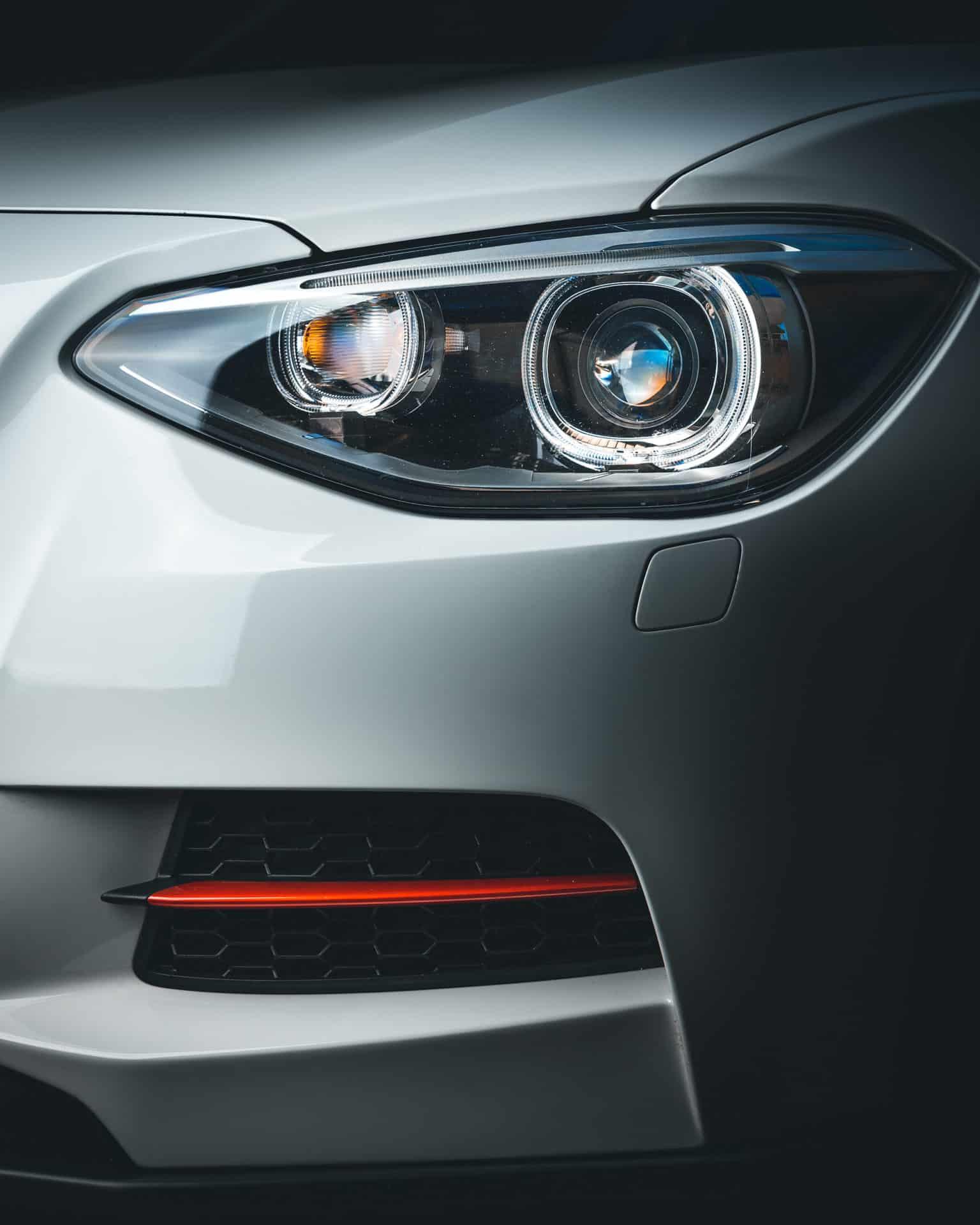 BMW M135i Front