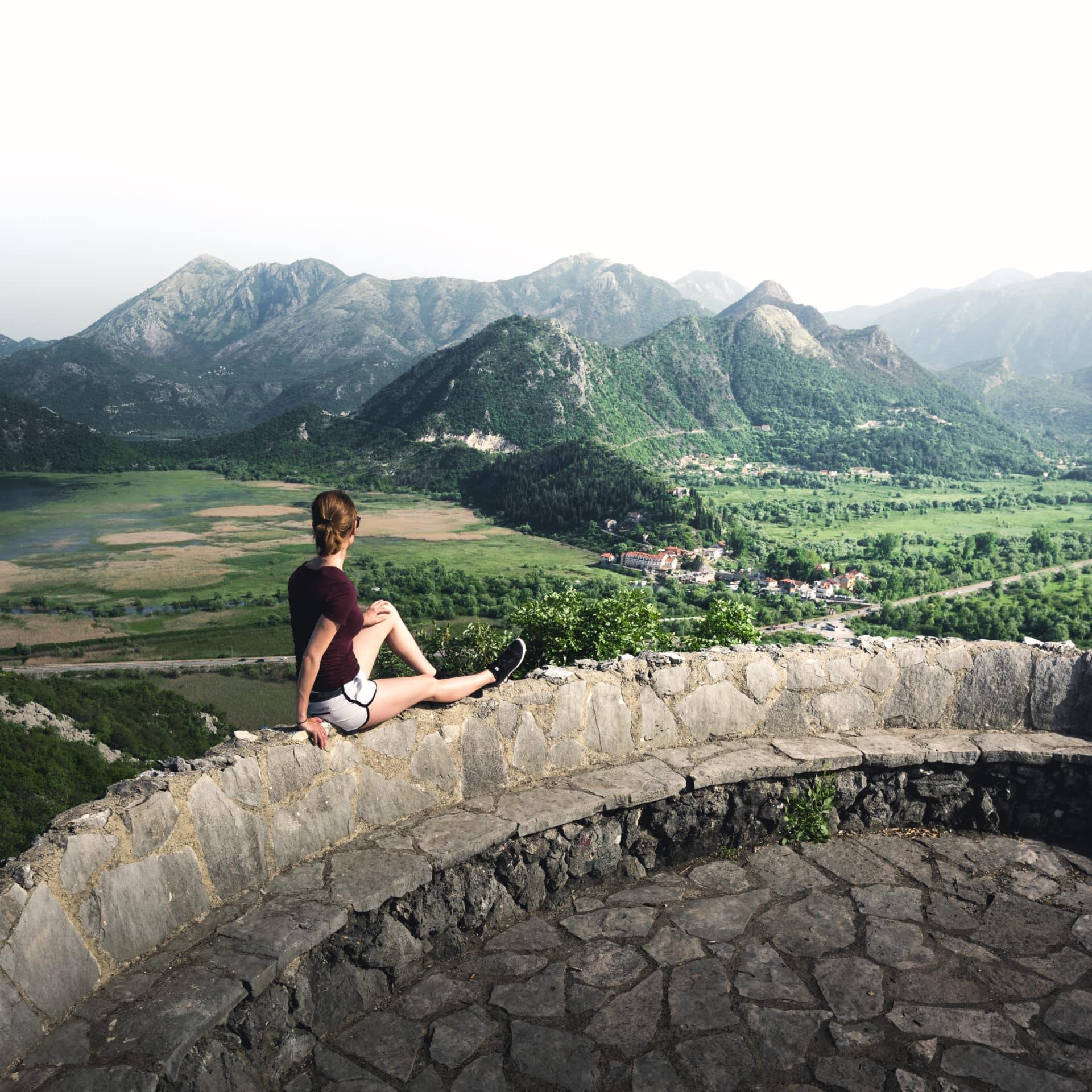 Skadar Montenegro