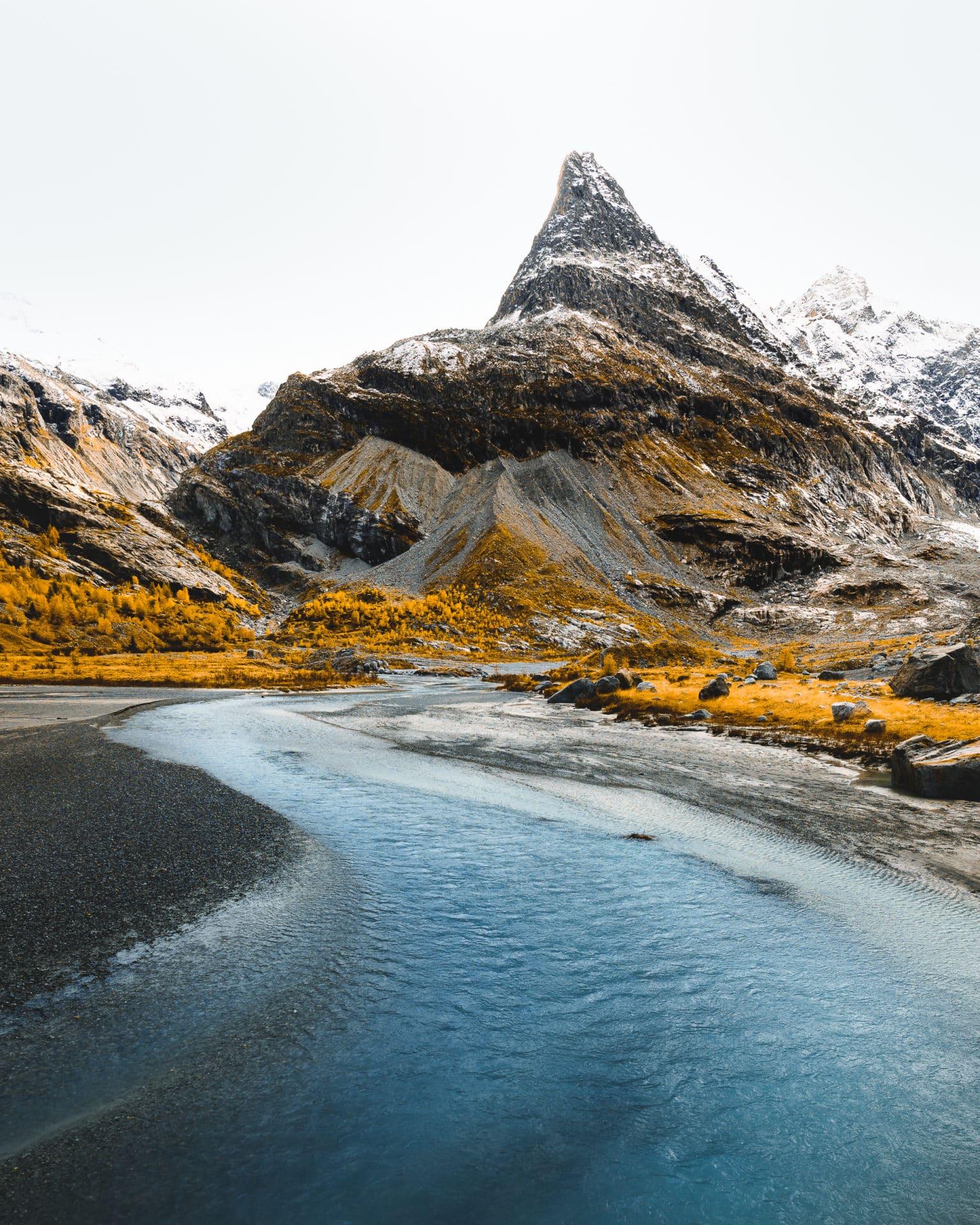 Ferpècle Herbst