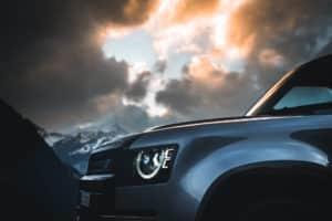 Videoserie mit dem neuen Land Rover Defender
