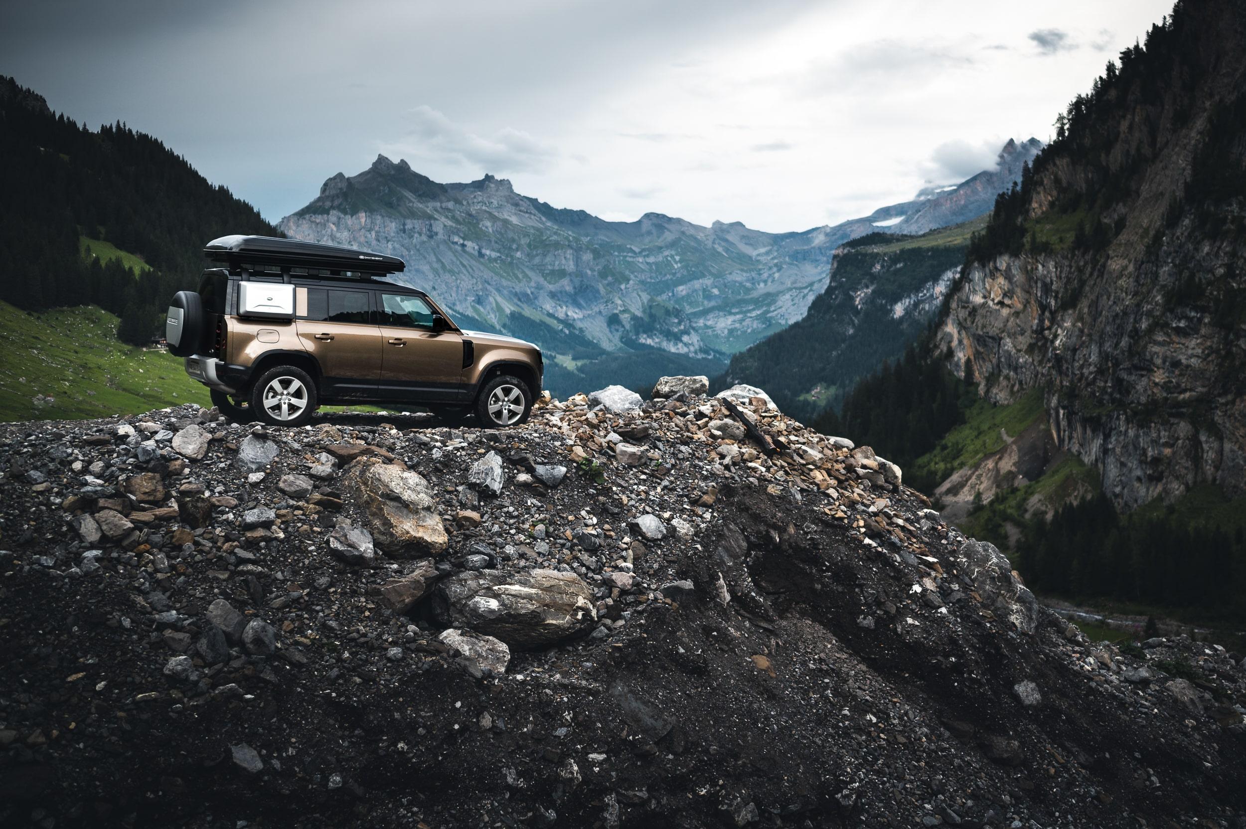 Land Rover Defender 2020-2