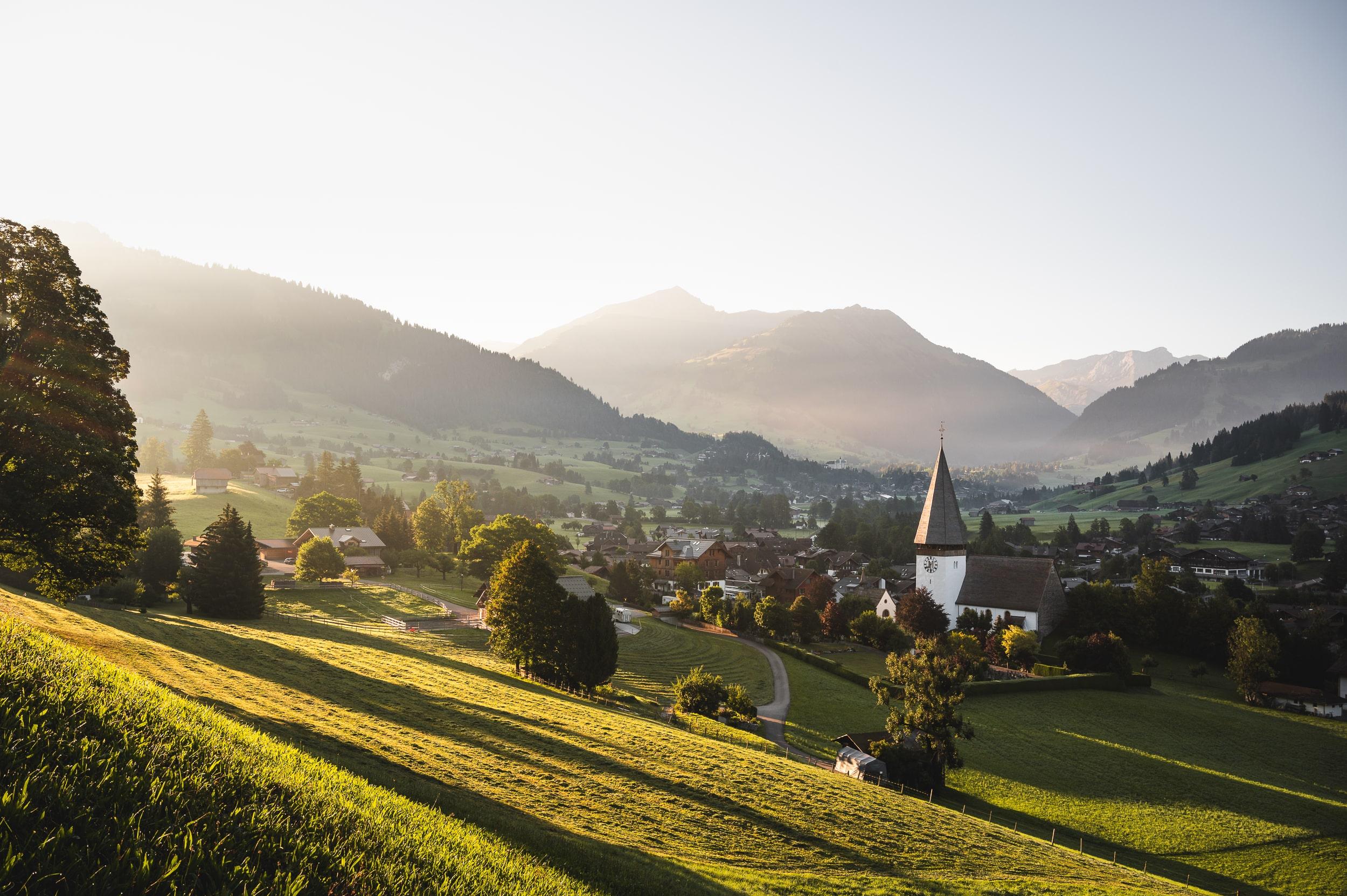 Saanen Gstaad