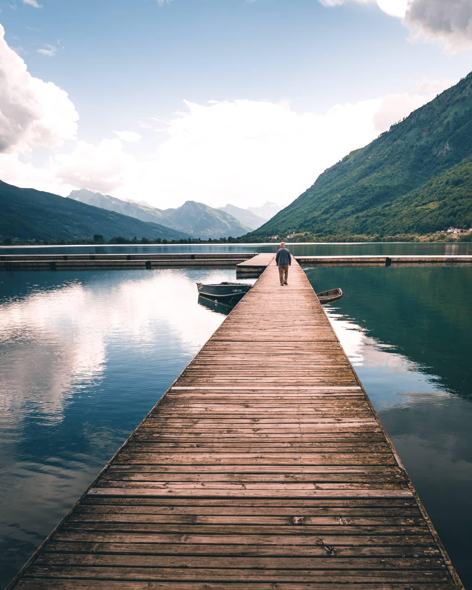 Plavsko jezero Montenegro