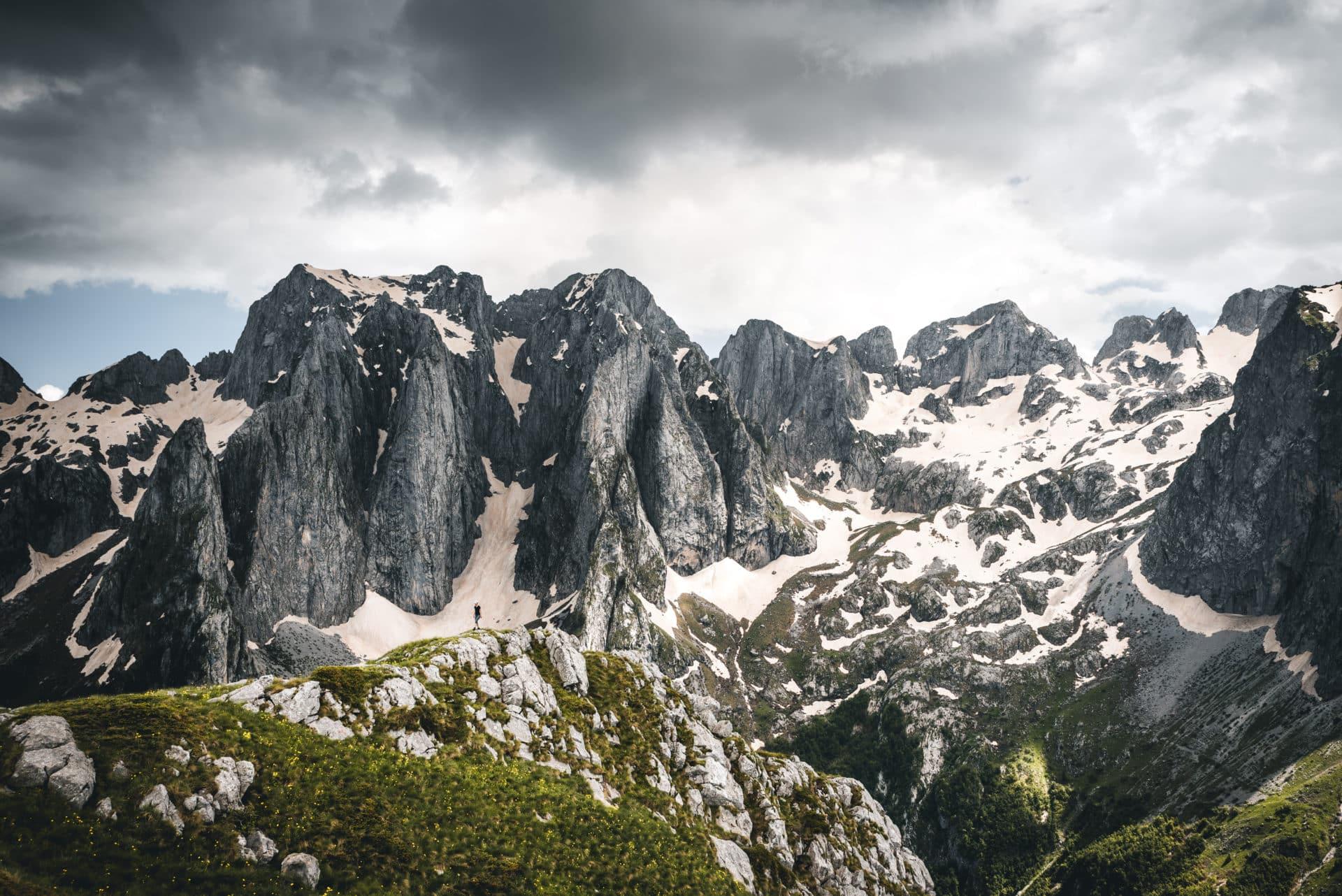 Nationalpark Prokletije Valušnica