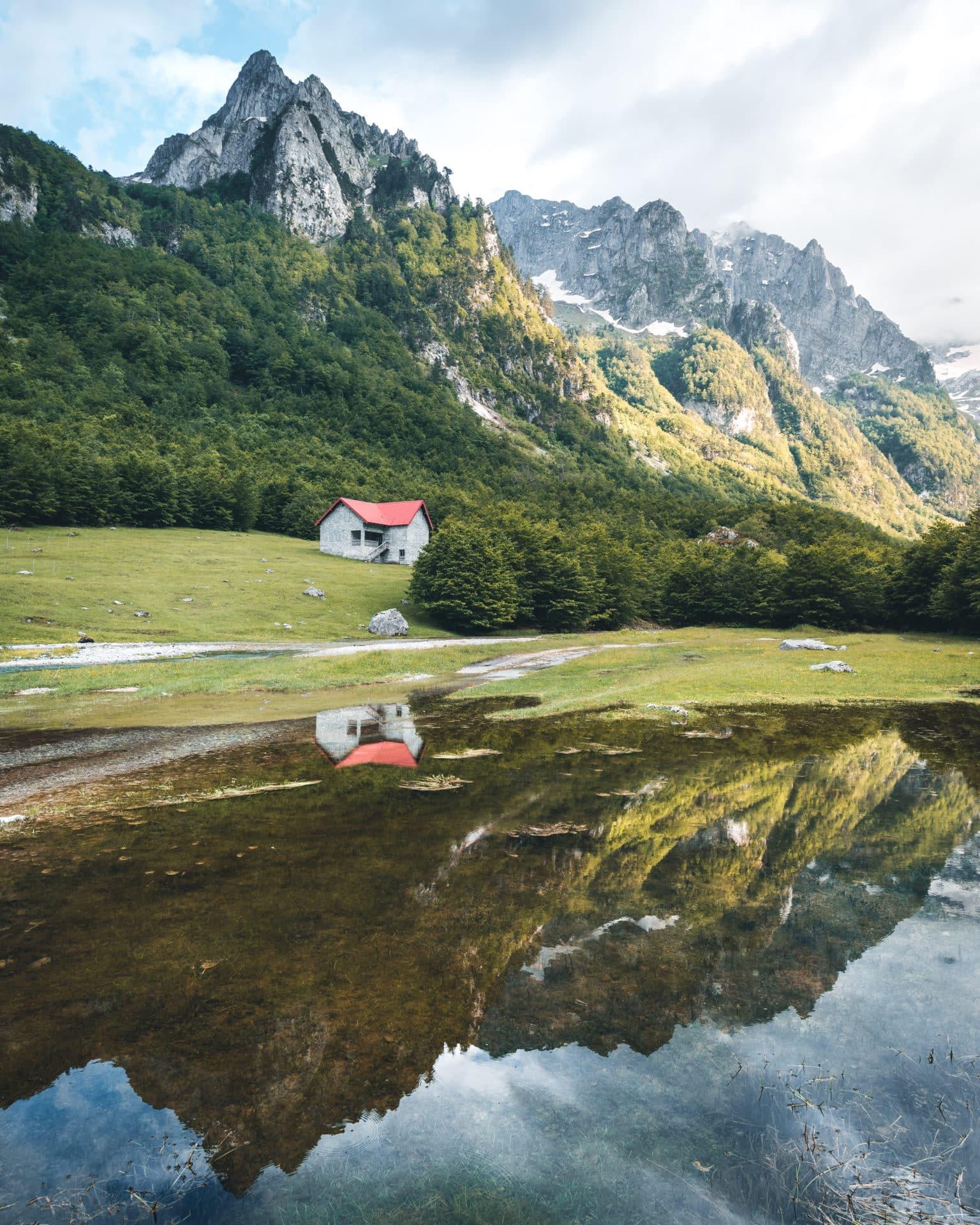 Nationalpark Prokletije Grebaje