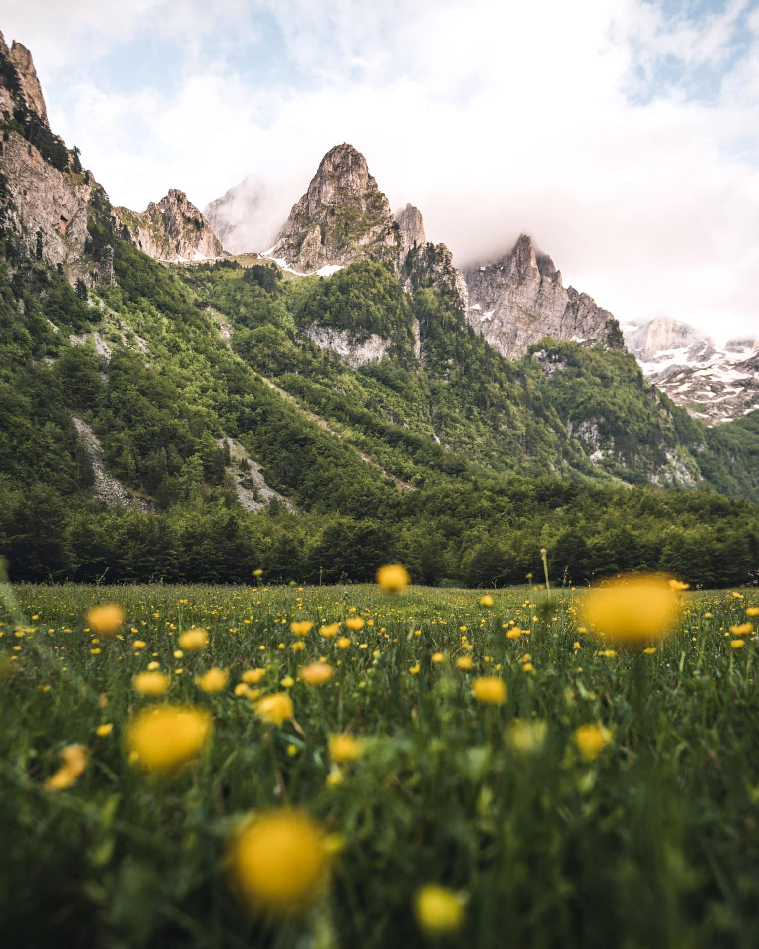 Nationalpark Prokletije