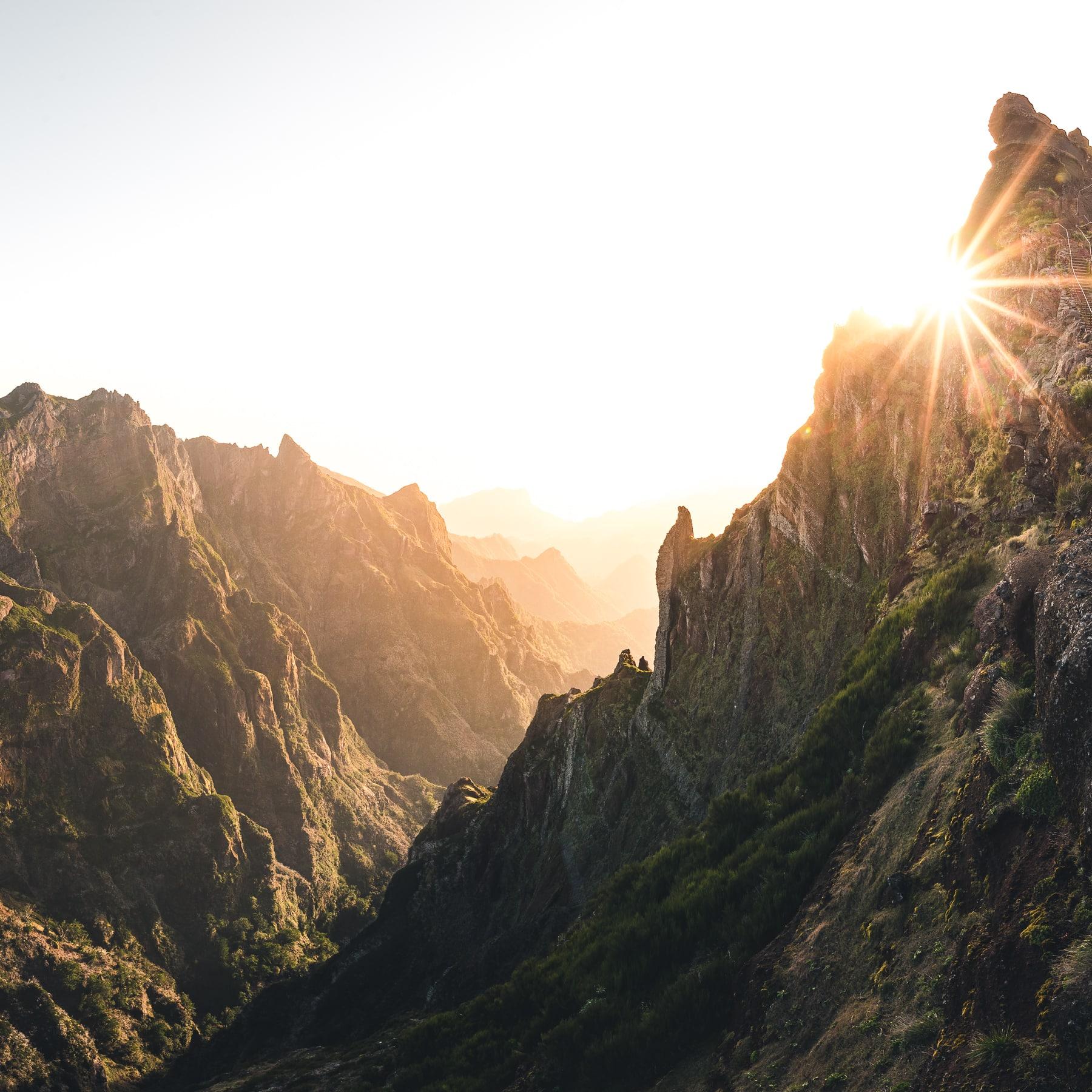 Pico do Arieiro Madeira