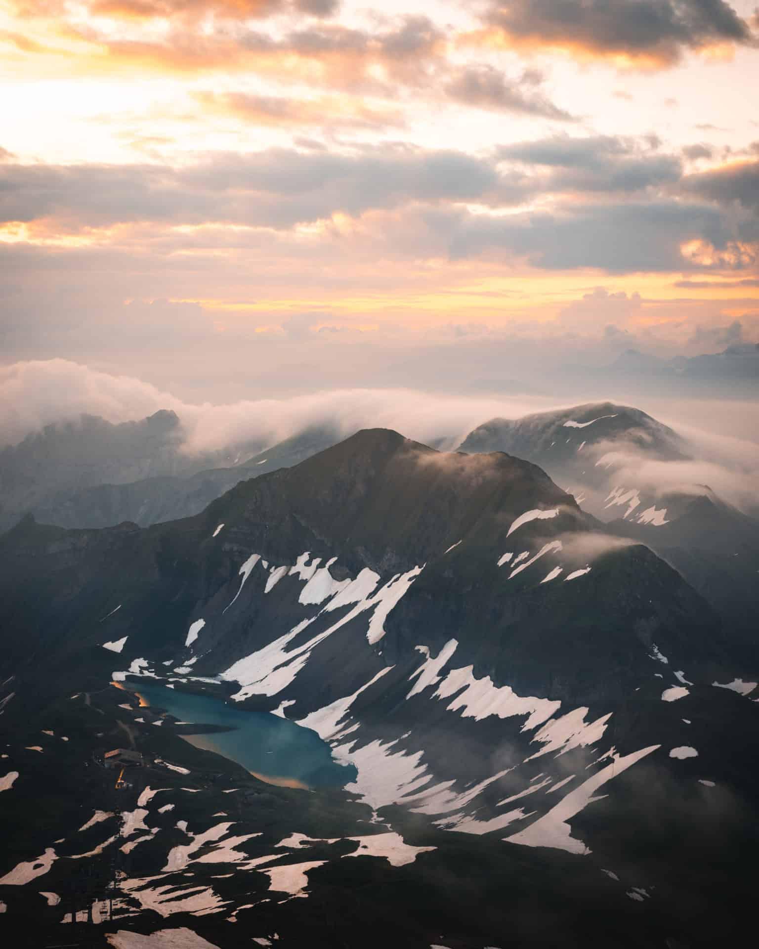 Brienzer Rothorn Sonnenaufgang