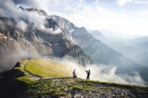 Adelboden – unterwegs mit der SRF Rundschau