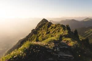 "Gstaad – ""id Rueh vor Natur"""