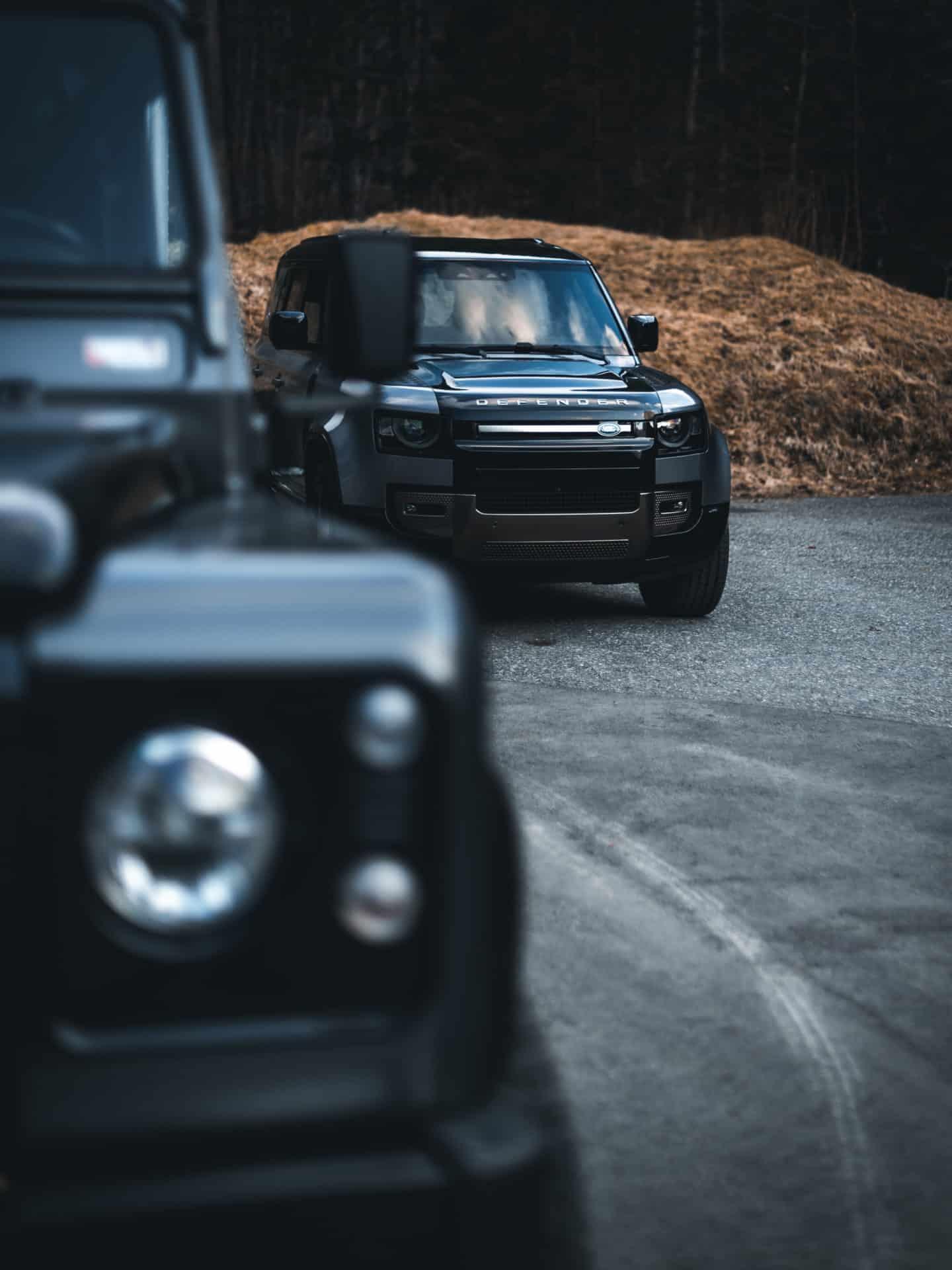 Land Rover Defender 2020 x Niels Oberson (2)